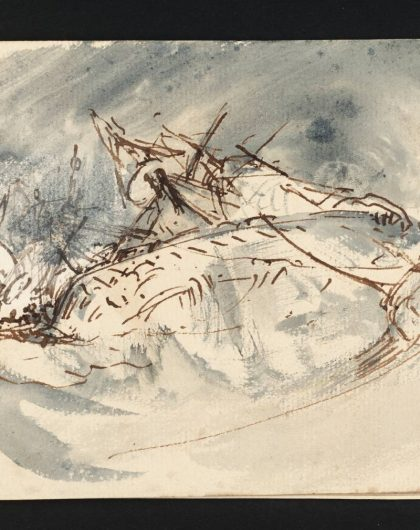 Study for the Shipwreck